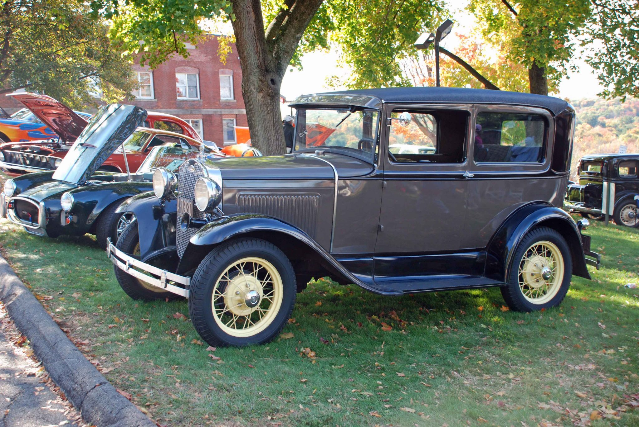 Ford model a sdn