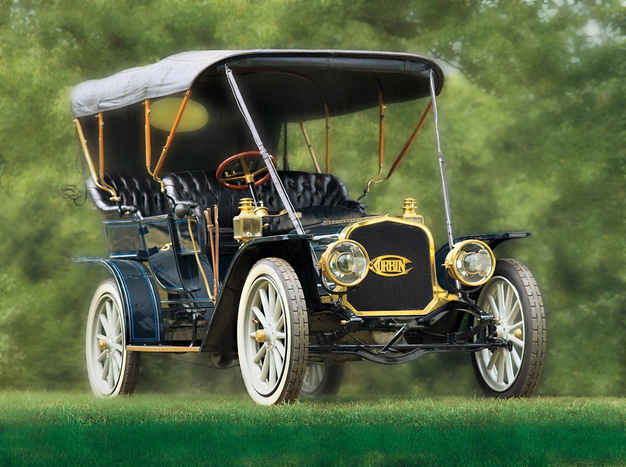 Corbin Automobile