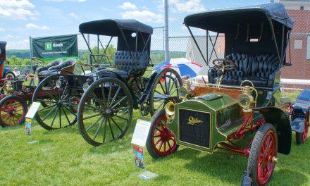 June 16 – Motorcar Event & Pre-1942 Concours