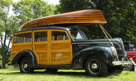 May 19 – Motorcar Event & Woodies & Station Wagons