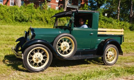 Oct 27 – Motorcar Event & Vintage Trucks