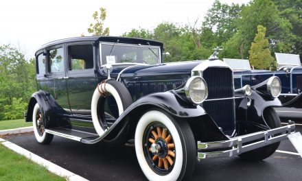 Bob Bujak's 1929 Pierce-Arrow