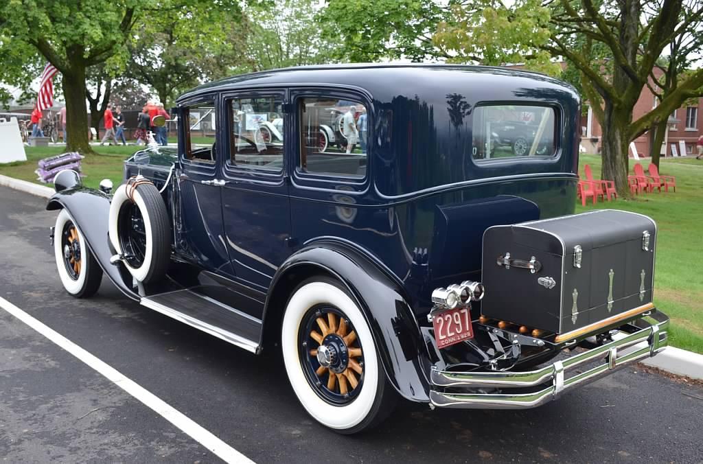 Bob Bujak\'s 1929 Pierce-Arrow - Klingberg Vintage Motorcar Series