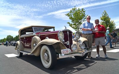 1932 Studebaker President – Concours d'Elegance 2018 Best in Show