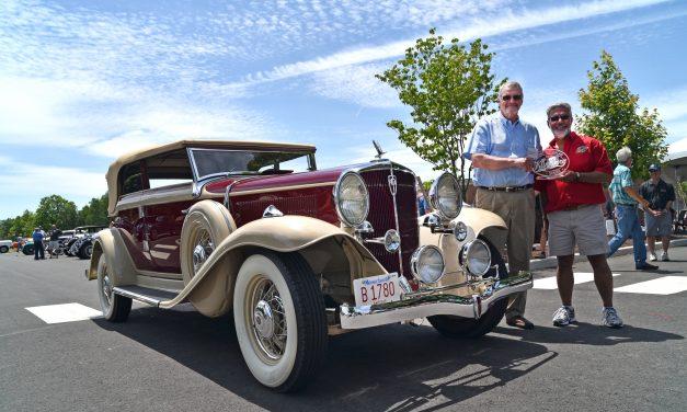 1932 Studebaker President – Concours d'Elegance 2018 Best in Show