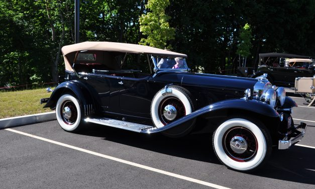 1932 Stutz LeBaron – Concours d'Elegance 2018 Best in Show