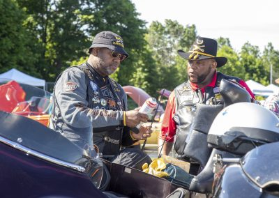 Buffalo Soldiers huttle