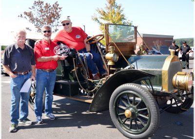 Auto Restoration trophy Jerry Chase