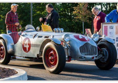 Jerry Lettieris racecar