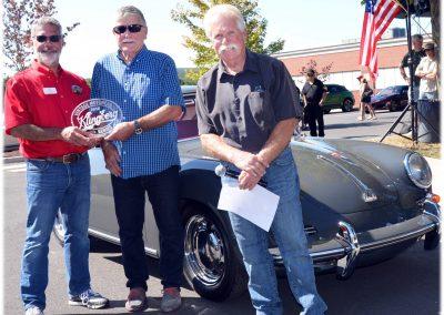 Klingberg Presidents Trophy Bill Hare