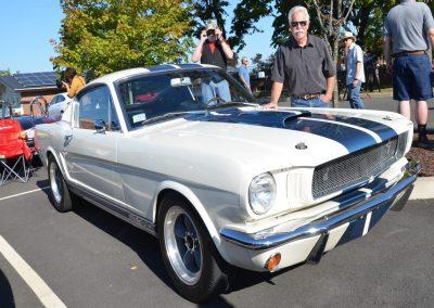 Wayne and GT 350
