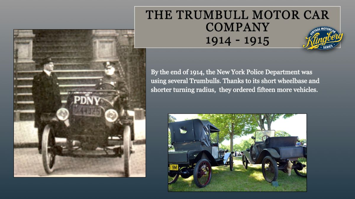 Trumbull Police Department