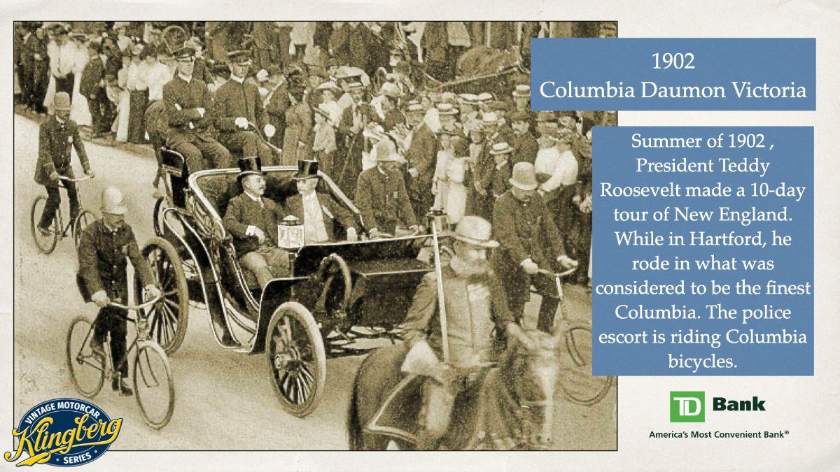 Columbia Daumon Victoria