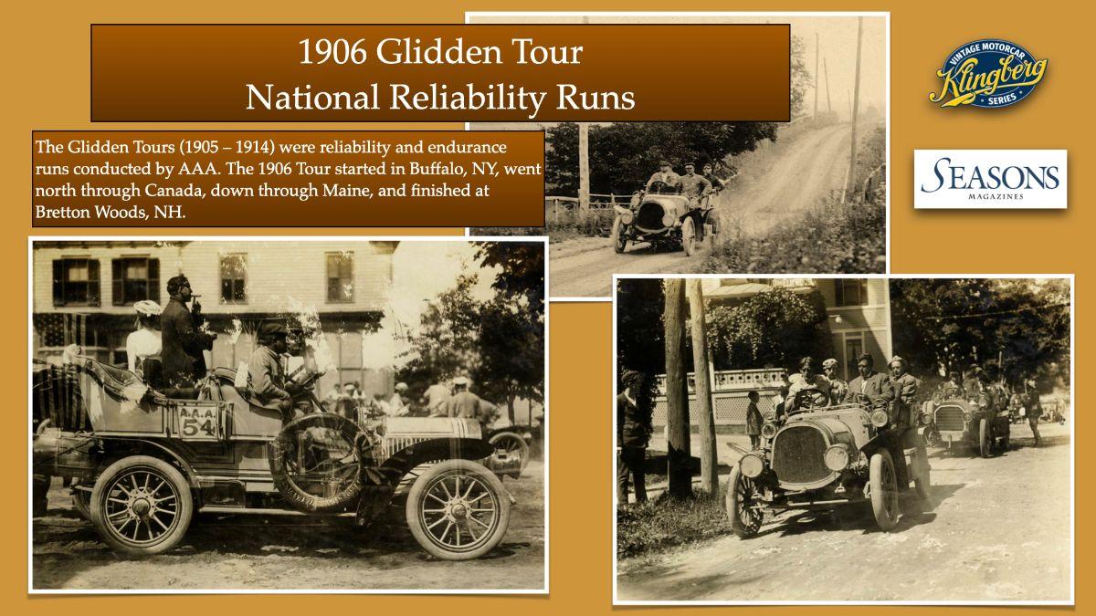 1906 Glidden Tour