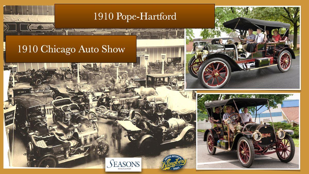 1910 Chicago Auto Show