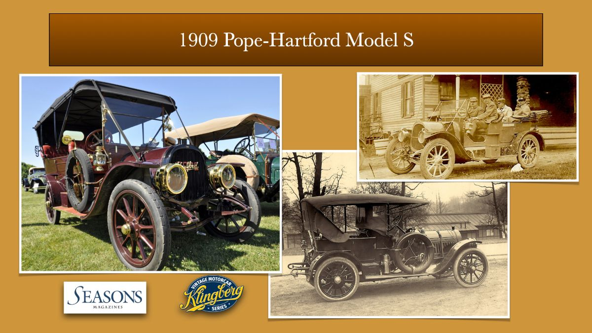 1909 Pope-Hartford Model S