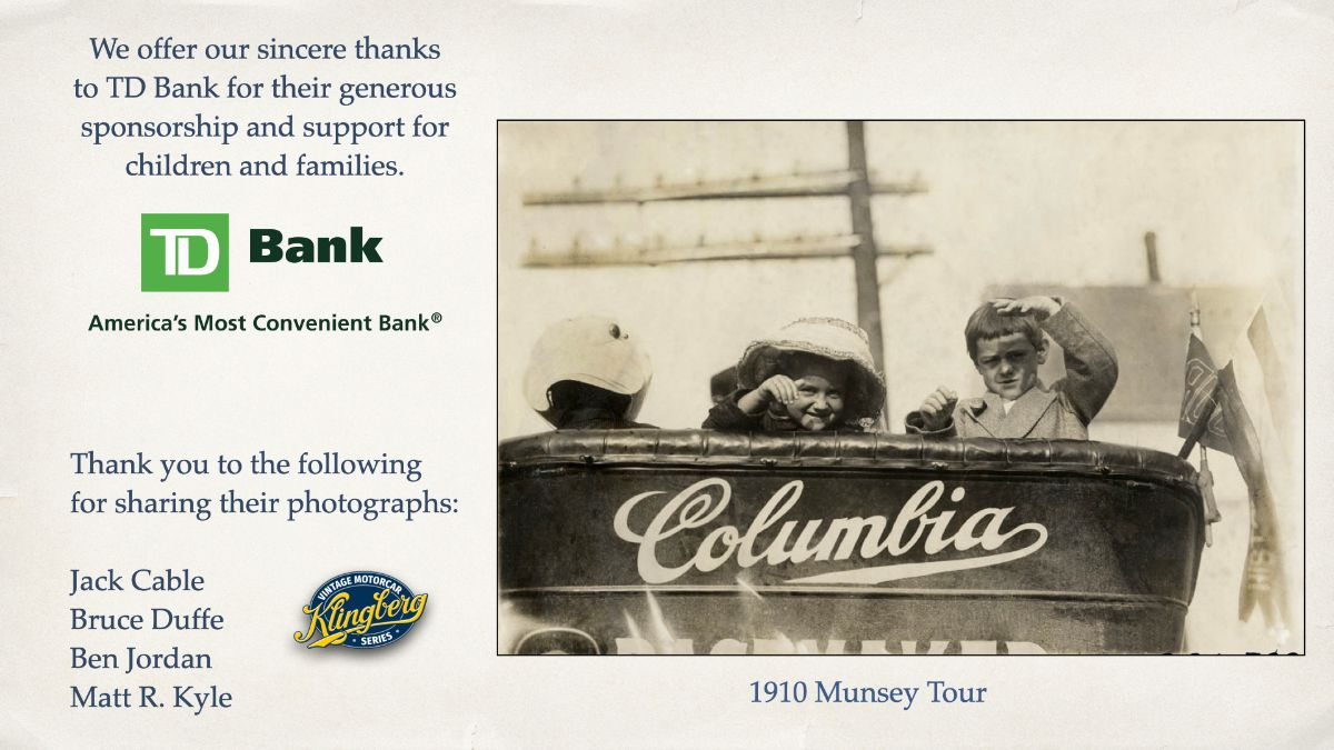 TD Bank Sponsors