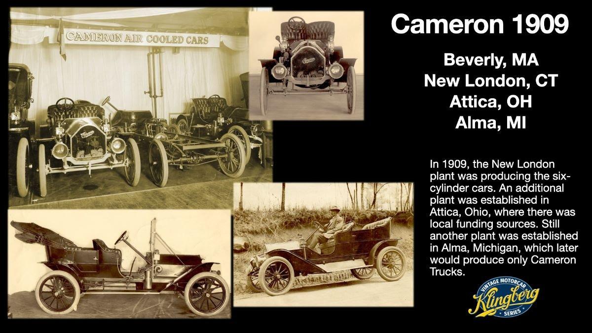 Cameron 1909