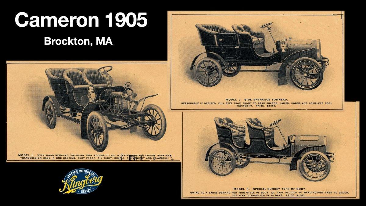 Cameron 1905