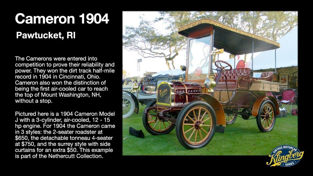 Cameron Automobile 5