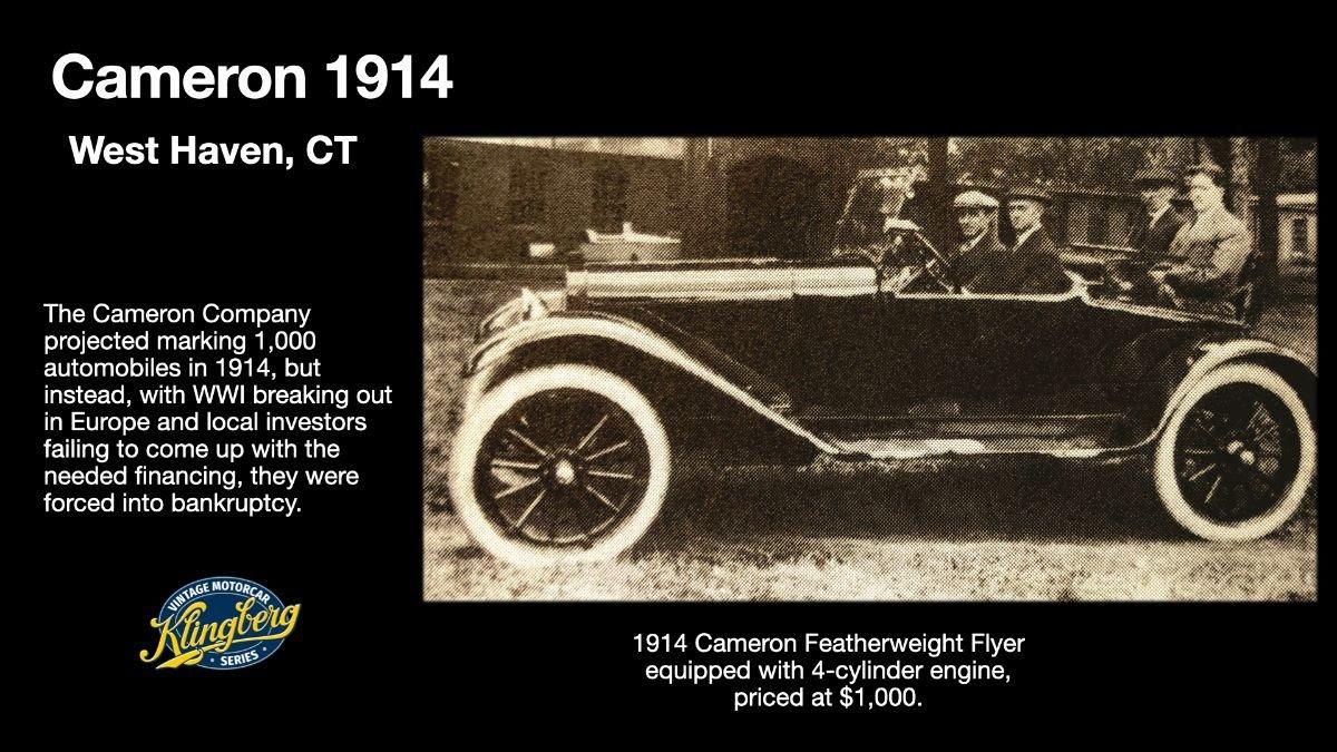 Cameron 1914