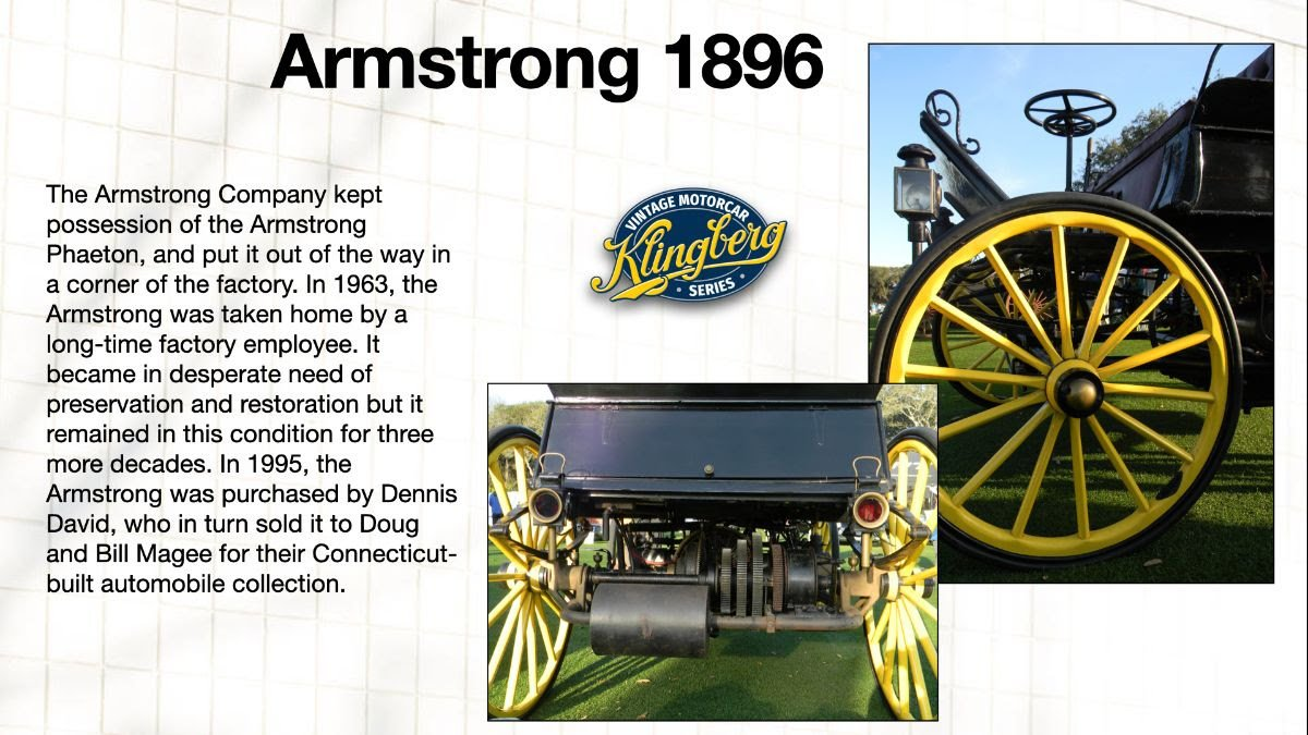 Armstrong 8