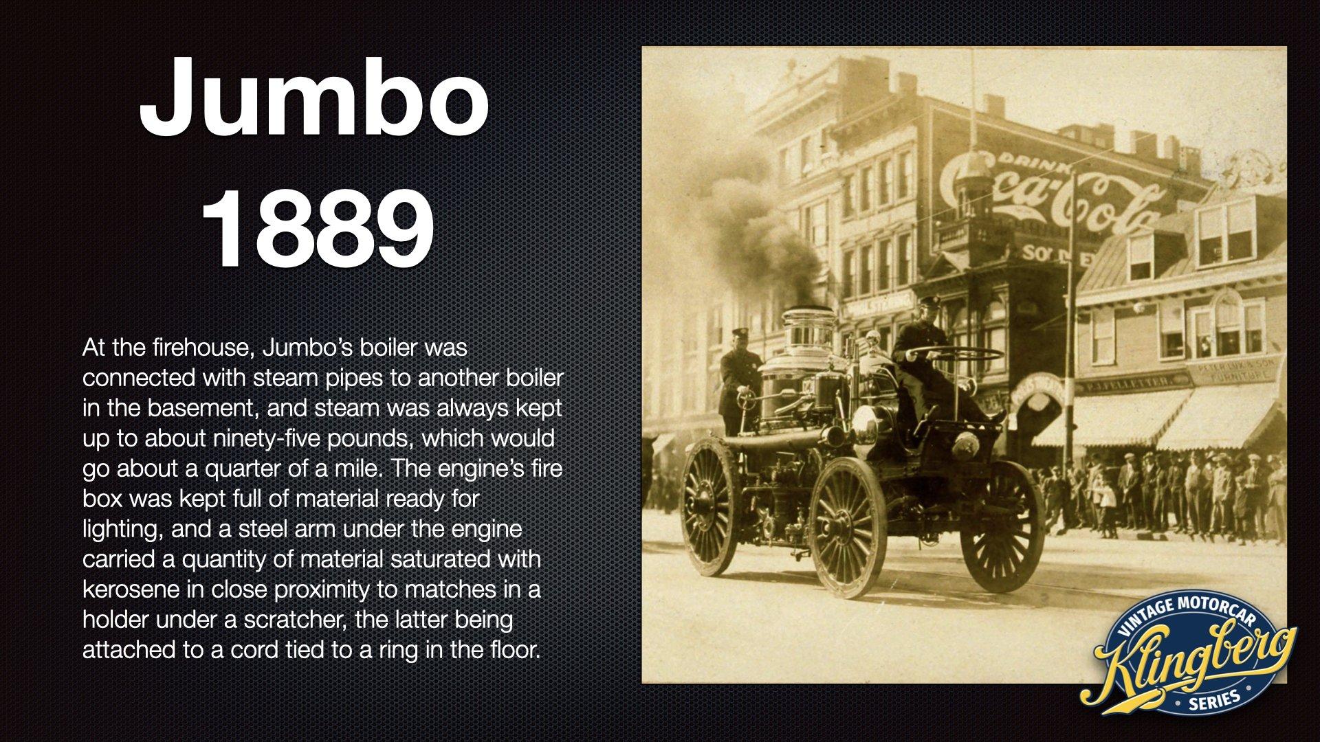 Jumbo Fire Truck