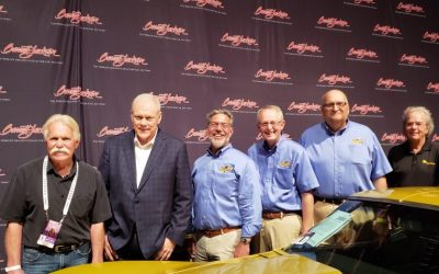 Auction of Corvette Raises $50,000 for Klingberg's Auto Restoration Program